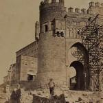 Puerta del Sol, 1865, Jean Laurent