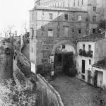 Puerta de Alarcones, principios XX, Fondo Rodríguez