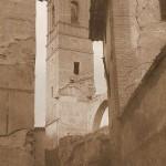Iglesia de San Lorenzo años 50, Fotografía Eduardo Butragueño