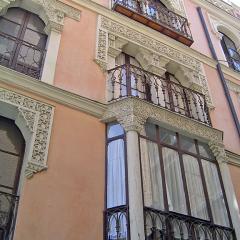 """Plan """"Toledo a Plena Luz"""", fachada Neomudéjar"""