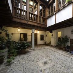 Casa patio en calle del Ave María