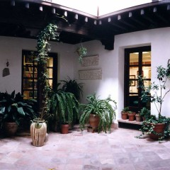 Casa patio calle San Lorenzo Toledo