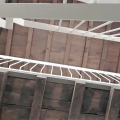 Rehabilitación casa-patio, Toledo