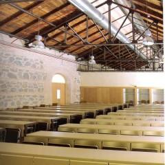Aulario Nave 10, Campus Fábrica de Armas
