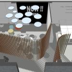 Estudio para actualización de oficina, Diusframi, Madrid
