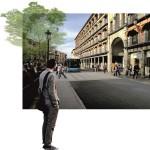 Reforma parcial de la plaza de Zocodover, Toledo